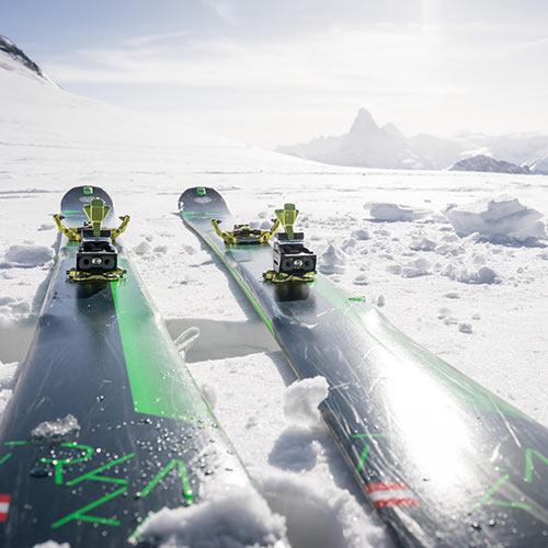 Skiservice bei Sport Vasold